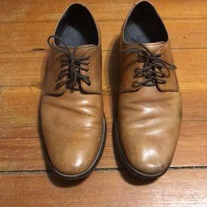 Light Brown Cole Haan Dress Shoes